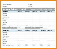 Microsoft Excel Timesheet Excel Microsoft Excel Biweekly Timesheet
