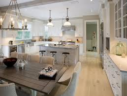 light hardwood floors with white cabinets