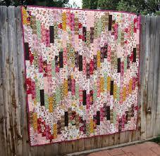 Free Jelly Roll Quilt Patterns - U Create & Free Jelly Roll Quilt Tutorials Adamdwight.com