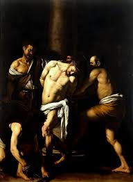 one of two caravaggio paintings on this subject painted in naples