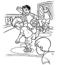 There are 5800 soccer printable for sale on etsy, and they cost $6.80 on average. Soccer Coloring Pages Free Printables Momjunction
