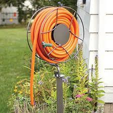 full rotation free standing hose swivel