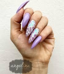 Moje Nehty 12018 Angelina Beauty Blogger