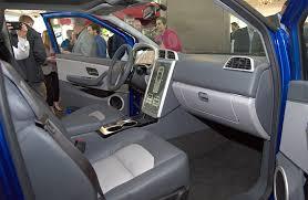 havelaar-bison-electric-truck-seats-interior - The Fast Lane Truck