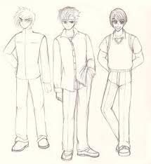 Pants Drawing Reference Manga Tutorials