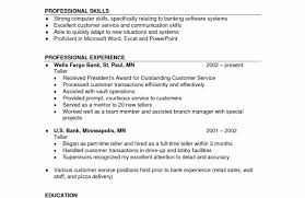 Bank Resume Samples Smart Design Bank Teller Resume Sample 6 Bank