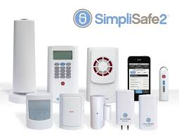 home security system reviews simplisafe announces the simplisafe wireless home security