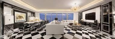 black and white tile floor. Black \u0026 White Glossy In The Living Room And Tile Floor