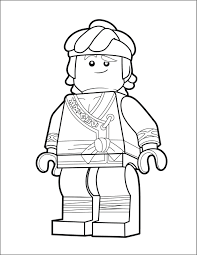 Coloring Ninjago Ideas Free For Kids Kai Ninjago Coloring Pages coloring  pages ninjago kai coloring I trust coloring pages.