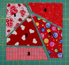Best 25+ Quilting tutorials ideas on Pinterest | Quilting ... & Ms. Elaineous Teaches Sewing: Crazy Quilt Block. How to cut a stack of Adamdwight.com