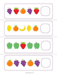 Printable Fruit Activities For Preschoolers That Will Calm The Chaos ...