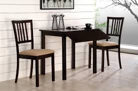 small dining furniture. Wonderful Narrow Dining Table High Legs 2 Chairs Have Glasses And A Book On The Top Above Wood Floor Around White Small Furniture S