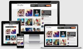 Clean Gallery Blogger Template Blogger Tips And Tricks