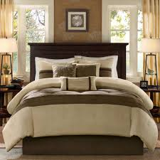 donna queen size 8 piece damask flocking over sized comforter bedding set gray black com