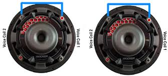 2012 abtec audio lounge blog so now you have two dual 2 ohm subs wired in series this increases the ohm load to 4 ohm at each sub