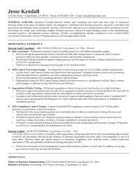 Auditor Resume Template Best Of Internal Resume Template Radioberacahgeorgiatk