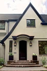 exterior stucco fresh in excellent cream tudor paint