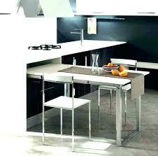 Table De Cuisine Amovible Table Escamotable Cuisine Nouveau Petite