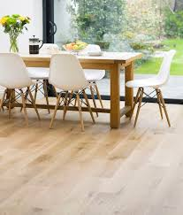 light and natural oak for a classic yet modern finish i also love the chairs