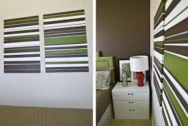 23 striped canvas art
