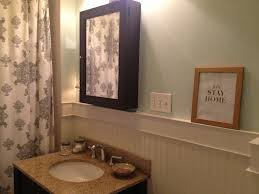 Ideas For Painting Wainscoting Painting Wainscoting In Bathroom New Decoration Home Depot