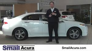 2012 Acura TSX Special Edition Review Video - YouTube