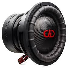 Digital Design 10 Inch Subs 9500 Series