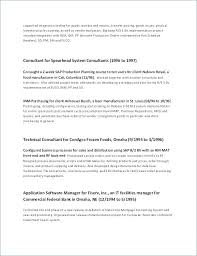 Resume Sample For Software Engineer Experienced Best Of Effective Resume Formats Effective Resume Formats Effective Resume