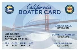 Boaters - Card Yachts Blue Pacific California