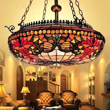 hanging lamps vintage style fixture chandelier pendant ceiling lamp light parts tiffany lights antique value