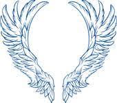 hawk wing clipart. Modren Clipart Wings Tattoo On Hawk Wing Clipart