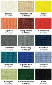 Shade Sail Colour Chart Shade Sail Fabric Colour Options Canopies Uk Canopy