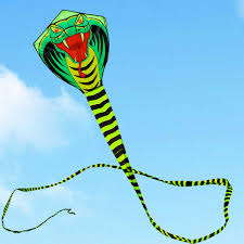 <b>free shipping high quality</b> 15m large snake kite cobra kite with ...