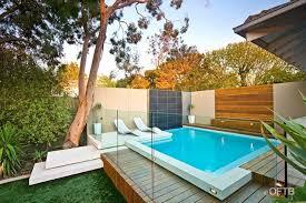 Infinity Pool Backyard Minimalist Awesome Inspiration Ideas