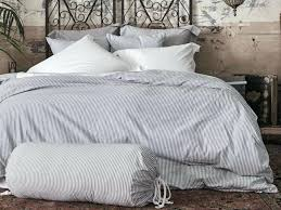 blue and white striped duvet cover duvet covers ticking stripe bedding blue sets black and white