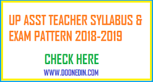 Teacher Syllabus Up Assistant Teacher Syllabus 2018 2019 Pdf Sahayak Adhyapak Exam