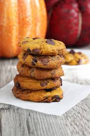 pumpkin chocolate chip cookies soft