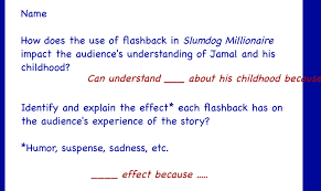 slumdog millionaire essay notes  essays on destiny in the movie slumdog millionaire