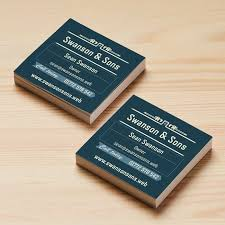 Buiness Card Square Business Cards Size 65 X 65 Mm Vistaprint