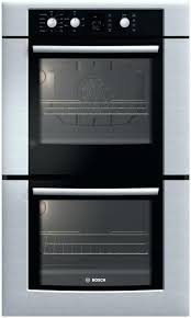 bosch double wall oven 30 double wall oven series stainless steel bosch 30 double wall oven