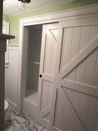 sliding bathroom doors. 52 Best Closet Doors Images On Pinterest Sliding Bedrooms Bathroom Barn For Bedroom Door In The F