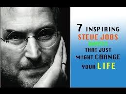 Steve Jobs Quotes On Life Interesting 48 Inspiring Steve Jobs Quotes That Just Might Change Your Life YouTube