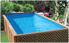 square above ground pool. Above-Ground-Ponds. Intex PoolSquare Square Above Ground Pool
