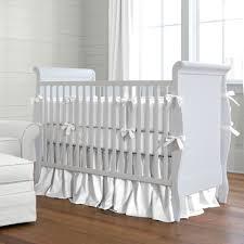white crib toddler bed