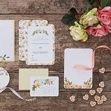wedding invitation cards, envelopes and stationery hobbycraft Wedding Invitation Charms Uk all you need is love Unique Wedding Invitations UK