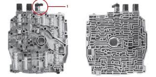 general motorsfwd 4t40e 4t45e transmission parts valve body 4t40e 4t45e 04 up w bosch type solenoid