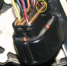 i have a 2002 mitsubishi eclipse 3 0l automatic transmission 2000 mitsubishi eclipse wiring harness 2001 Mitsubishi Eclipse Wiring Harness than the rest of the wires the red black wire that seems to be providing power i circled it in one of the pictures