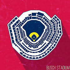 Busch Stadium Seats Products For Sale Ebay