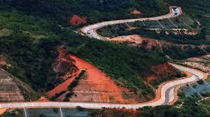 O presidente Jair Bolsonaro inaugurou trecho da transposição canal do rio  São Francisco no estado do Ceará - Fotos Publicas