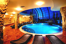 residential indoor pool with slide. Gallery Of Images For Gt Residential Indoor Pool With Slide : E